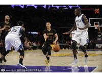 NBA/林書豪本季第2度雙十 關鍵3分鐘卻坐板凳