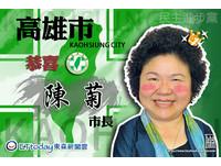 高市/選委會讚市民理性成熟 議員5成是民進黨