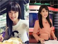 網路世代崛起! 美女主播陳海茵PO照哭哭:快失業了