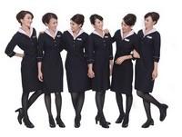 復興航空空姐桌月曆 小陳喬恩入列主打「親切笑容」