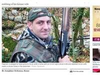 臉書殺人預告百人按讚 義大利醋男12刀刺死前妻
