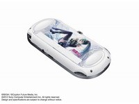 PS Vita 「初音未來」限定版 8/30在台登場!