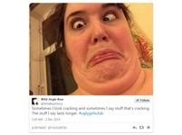 自拍照一定要美? 英國大學生創「醜女」流行