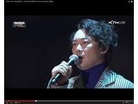 陳奕迅MAMA再現神曲《浮誇》 忘情飆高音讓韓星成歌迷