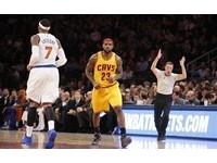 NBA/尼克開季4勝16敗 詹姆斯:我同情安東尼