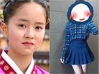 女大18變!韓童星金所炫大眼、長腿 網友讚:芭比娃娃