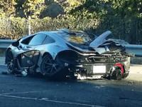 27歲富豪入手「神級超跑」麥拉倫P1 落地24H撞成廢鐵