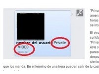 臉書病毒「xxx,Private Video」進攻 意外點入就中獎