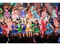 HKT48合唱「五月天」戀愛ing 指原莉乃被嘲笑「平胸」