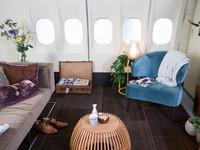 生活童話/好想住在飛機裡! 航空住宿完美合作