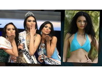 2014洲際小姐 19歲台裔泰國佳麗摘后冠