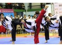跆拳道/台灣首場有氧跆拳正式賽 台灣師大包辦冠亞軍