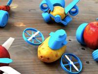 生活童話/Open Toys 令小孩也無法抗拒的蔬果玩具