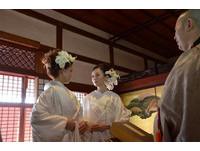 同志也有春天! 日本寺廟「春光院」為同性新人辦婚禮