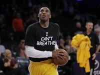 NBA/追平喬丹僅差30分 Kobe:紀錄上季就該破