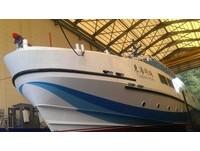 首艘「MIT」客貨船 馬祖東海明珠下水