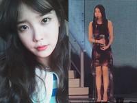 平價也有好時尚!韓歌手IU穿1000元洋裝出席典禮受好評