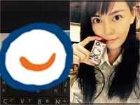 劉香慈首PO純天然學生大頭照 嫩臉「跟電視裡一樣!」