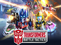 《TRANSFORMERS BATTLE TACTICS》變形金剛回合戰鬥