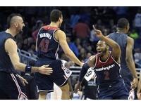 NBA/巫師畢爾托球絕殺 沃爾:這招我們早練過