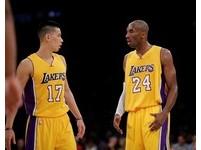 NBA/暗示Kobe要「無私」 林書豪:看馬刺就知道