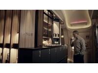 PK金城武!華航廣告找林懷民 40秒詮釋搭機人生