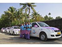 大眾交通工具非禮案頻傳 印度She Taxis專攻女性市場