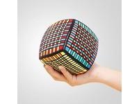 神人專用! 香港巨無霸魔術方塊有1014個格子