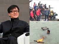 遇風浪翻船!成龍傳親自跳海救人 攝影師仍回天乏術