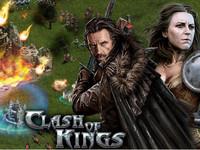 最強大跨國戰略遊戲《Clash of Kings》爽享侵略豪情!