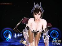 「魅魔女王」性感回歸《瑪奇英雄傳》 挑戰玩家理智線