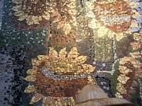 台中太陽堂向日葵壁畫 因戒嚴25年不見天日