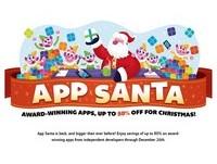 APP01/App Store耶誕大減價,下殺兩折起!