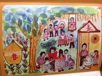 「6個姊弟捉迷藏」 馬英九新年賀卡回味童年的快樂