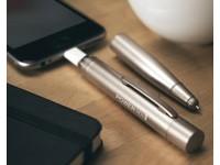 行動電源鋼珠筆 一支筆就能救你手機一命
