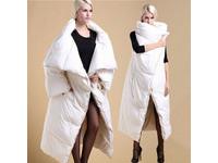 寒冬就需要「棉被外套」 網友:回頭率200%