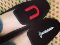 「去你的」鞋款歐美超夯 微風幫名媛穿鞋表達不爽