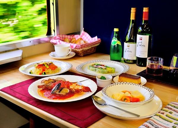 日本周末限定 龙虾生鱼片列车 品味在地龙虾鲜美滋味