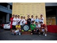 網球/小博士首度參賽即捧冠 淡大瑪吉斯盃寫連霸