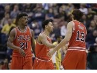 NBA/新年奪冠賠率 公牛力壓騎士成第一