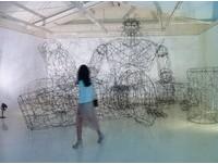 韓國知名藝術家金宅基 首次來台展出作品