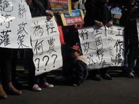 抗議「停灌休耕」政策 農民怒嗆:這是片面犧牲農業