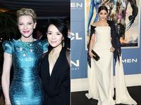 2014最佳紅毯造型 章子怡范冰冰都上榜莉莉柯林斯神美