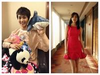 陳妍希、曾沛慈跨年首唱族 頂9度寒風穿短袖洋裝登台