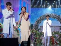 李敏鎬、郭采潔深情合唱遭疑對嘴 粉絲解釋背後原因
