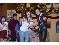 12頭身排球美少女香港跨年 莎賓娜變「胖版全智賢」?