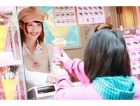 新宿買可麗餅驚見「超正店員」 網友:雙馬尾太強大!
