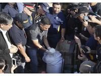 毒品藏抽水機 台菲截號稱總值1.6億安非他命