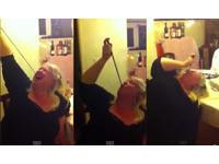 倫敦醉媽吞30公分「不求人」 女兒:多麼榮耀的時刻