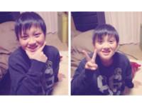 日本帥氣小男孩「化妝大變身」 超可愛女童萌翻網友
